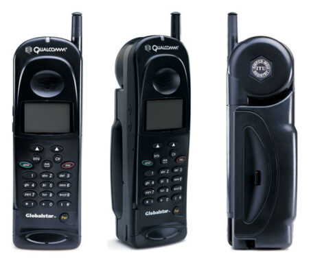 GSP-1600 Handheld Satellite Phone